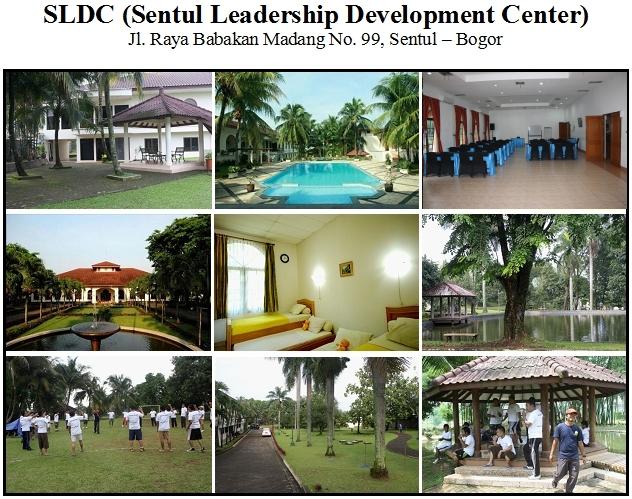 sldc, sldc sentul, outbound sentul, penginapan sentul, hotel sentul, sentul leadership development center