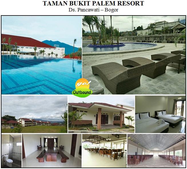 Taman Bukit Palem Resort, Pancawati - Bogor