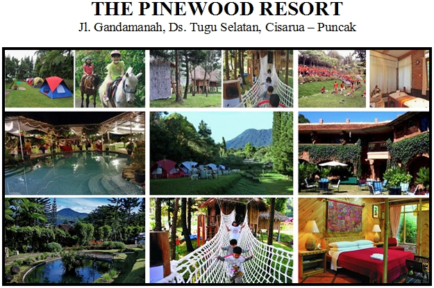 The Pinewood Resort, Cisarua - Puncak