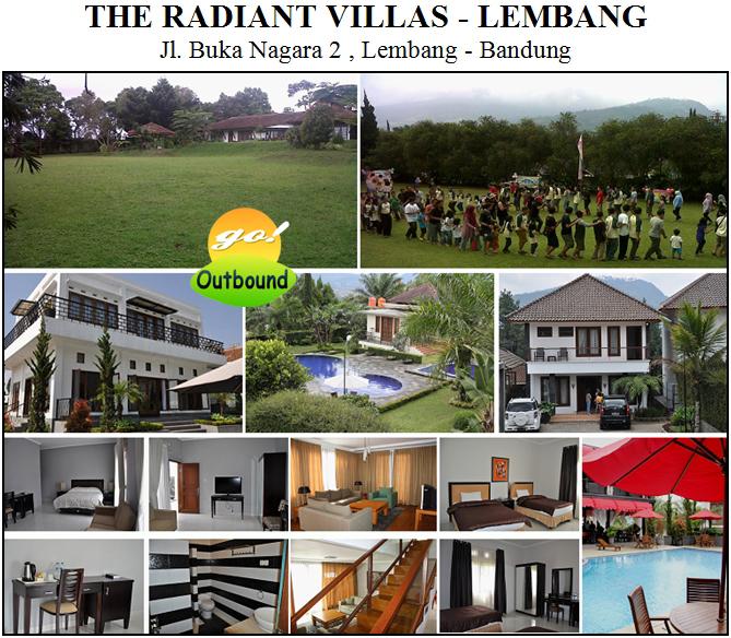 THE RADIANT VILLAS - LEMBANG, BANDUNG